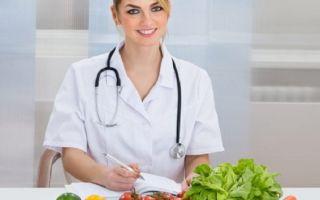 Значение правильного питания при гастритах