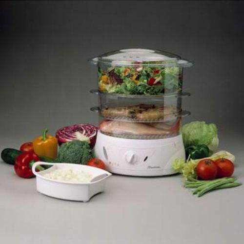 Приготовление нежирной пищи на пару при гастрите