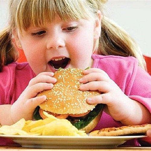 Употребление детьми фастфудов - причина появления гастрита