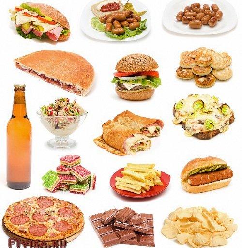 Какие продукты нельзя употреблять при гастрите с пониженной кислотностью