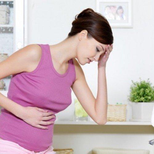Тяжесть в желудке, головокружение, бледность - симптомы гастрита