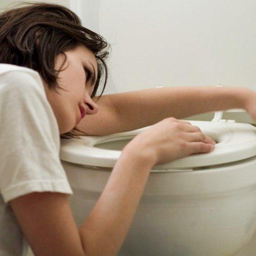 Тошнота, побеление кожи - симптомы гастрита