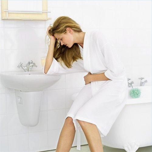 Боль, жжение, тошнота в районе желудка - симптомы гастрита