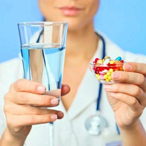 Лечение гастрита препаратами, прописанными врачем