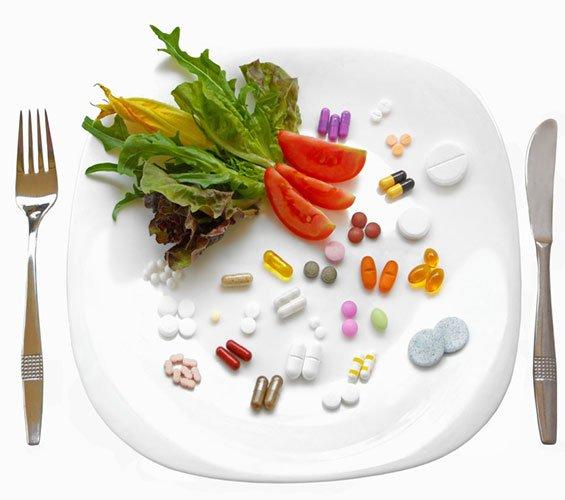 Диета и прием лекарств