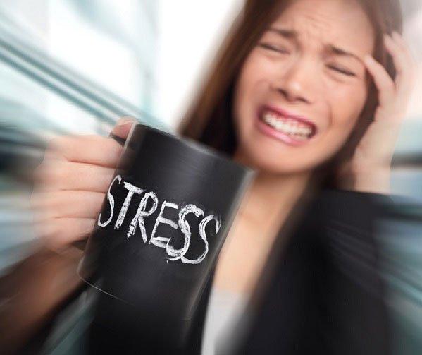 Длительные стрессы - причина антрального эрозивного гастрита