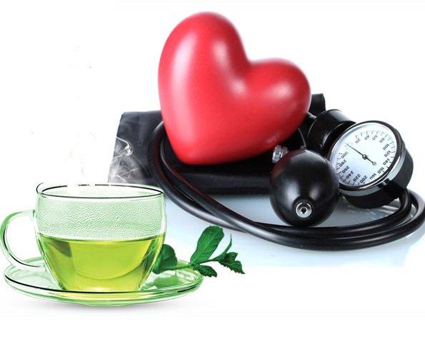 Зеленый чай влияет на давление
