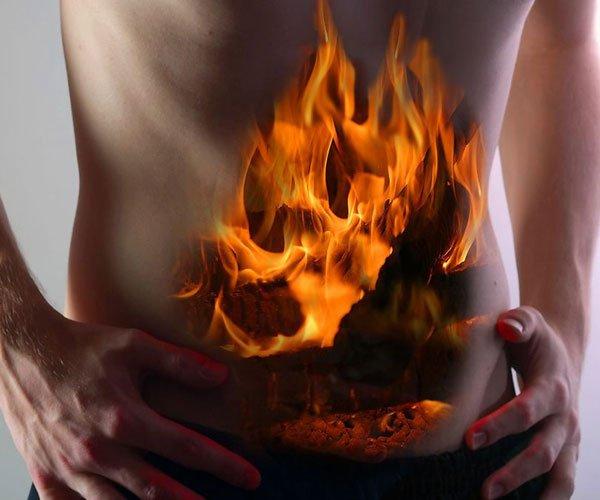 Изжога при хроническом гастрите