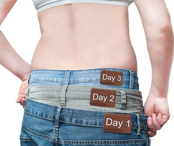 Сильное снижение веса при эрозивном гастрите
