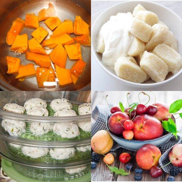 Диетические блюда, фрукты и ягоды, разрешенные при атрофическом гастрите