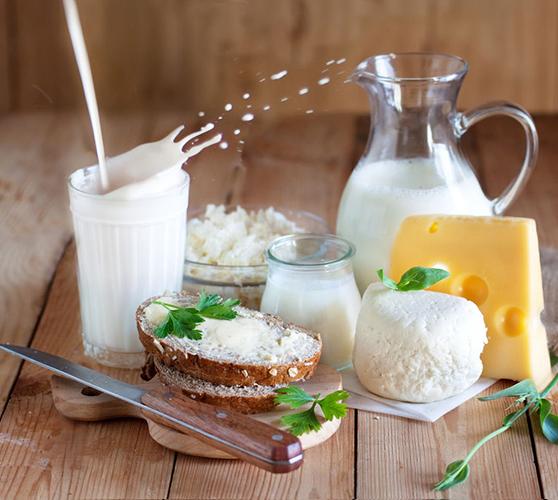 Можно ли употреблять молочные продукты при гастрите с повышенной кислотностью?