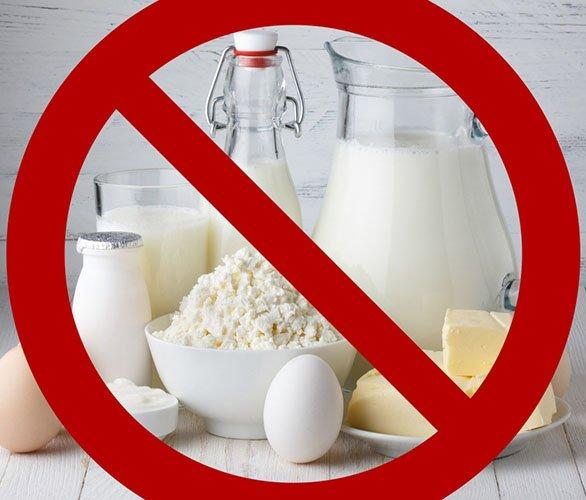Нельзя молочные продукты в острой фазе язвы