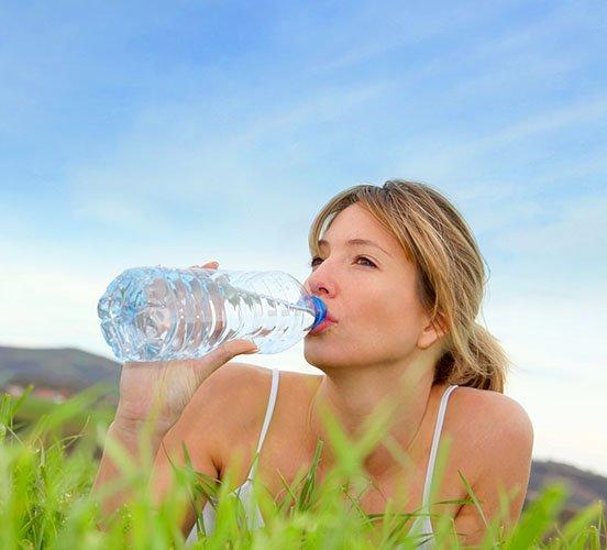 Пить минеральную воду при гастрите