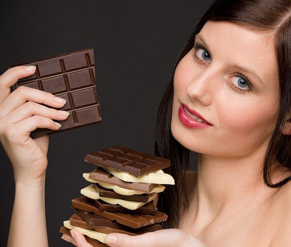 Мнения о разных видах шоколада