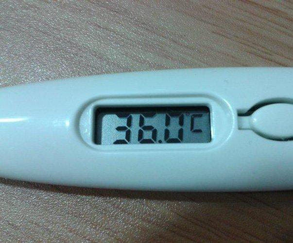 Упадок сил температура 36 градусов