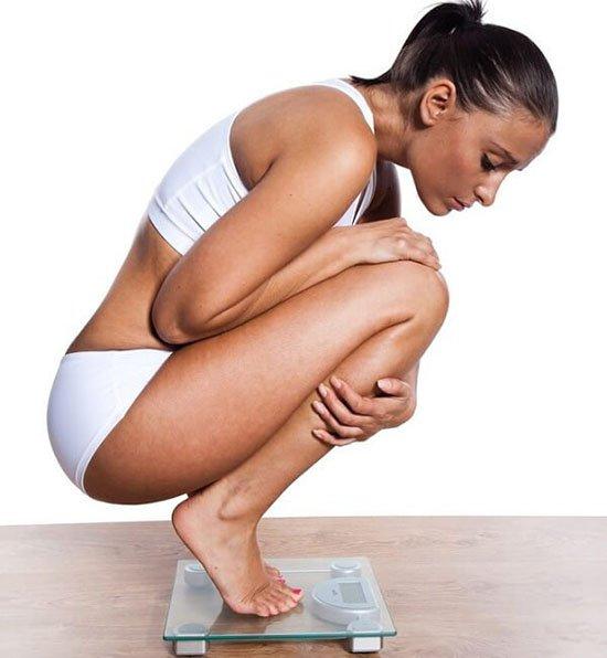 Беспричинное похудение при рефлюкс-гастрите