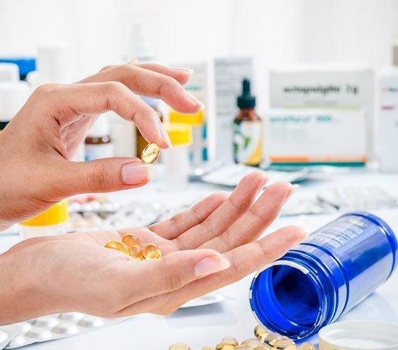 Длительный прием препаратов фактор развития антрум гастрита