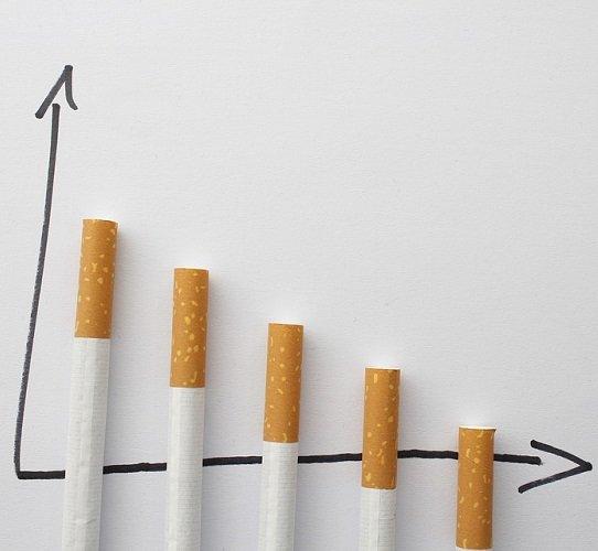 Ограничение количества сигарет