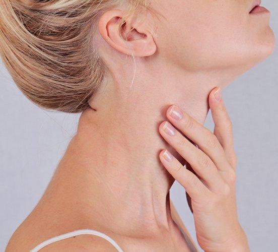 Расстройство функций щитовидной железы
