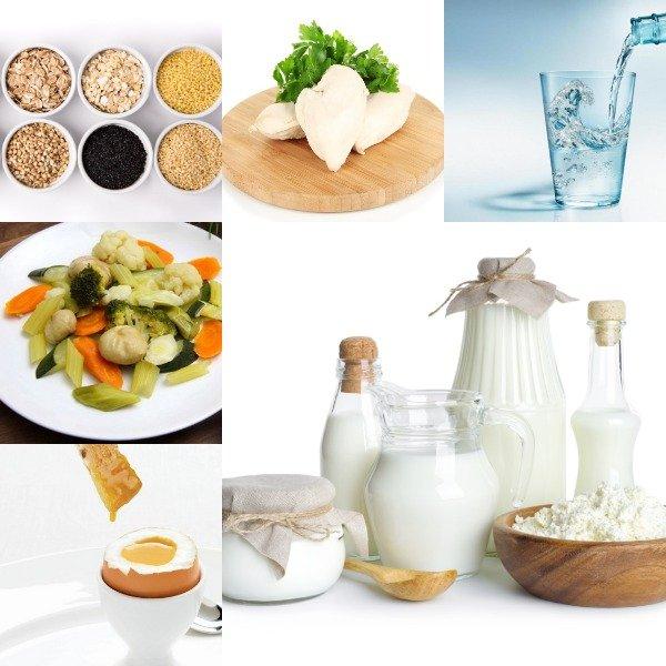 Разрешенные продукты про аутоиммунном гастрите