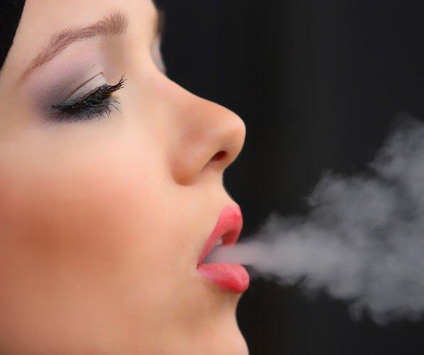 Курение приводит к гастриту