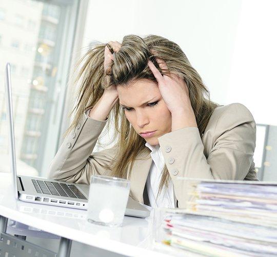 Усталость и повышенная раздражительность